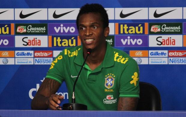jô coletiva brasil seleção (Foto: Fabricio Marques)