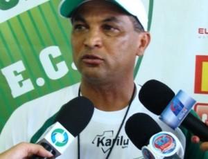 Lio Evaristo, técnico do Arapongas (Foto: Divulgação, site oficial do Arapongas)
