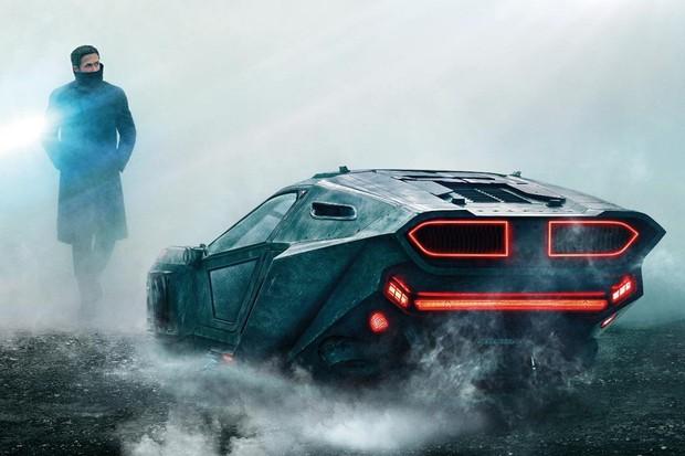 Novo Spinner de Blade Runner é produzido pela Peugeot (Foto: Divulgação)