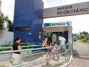 Zoológico de Salvador (Foto: Alberto Coutinho/GOVBA )