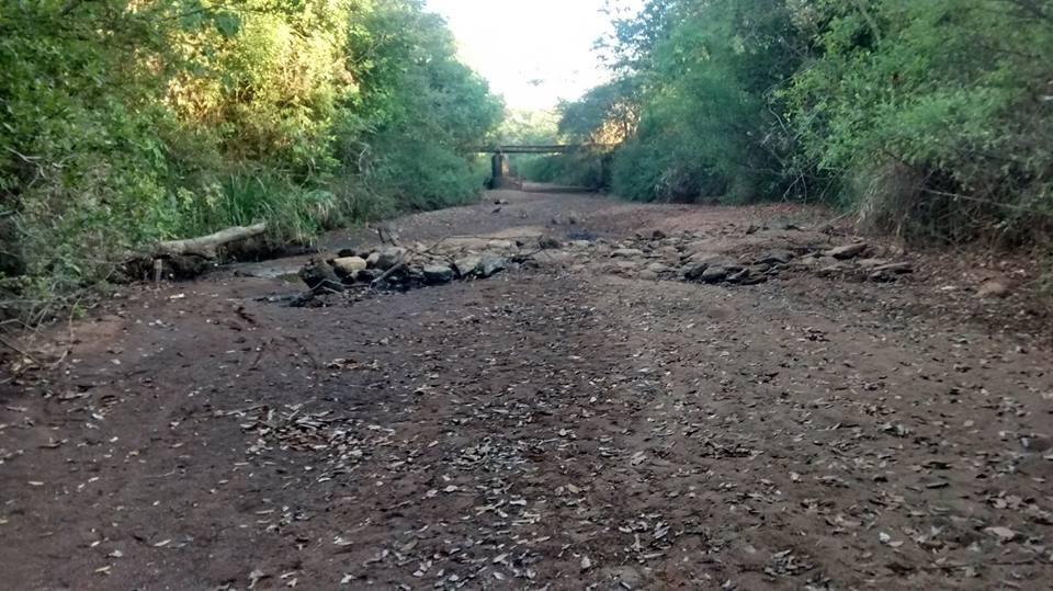 Problema ainda não foi resolvido, afirma órgão municipal (Foto: Dmae/Divulgação)