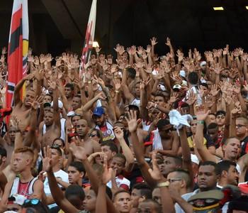 torcida; torcida vitória; torcida vitória fonte nova (Foto: Francisco Galvão/EC Vitória)