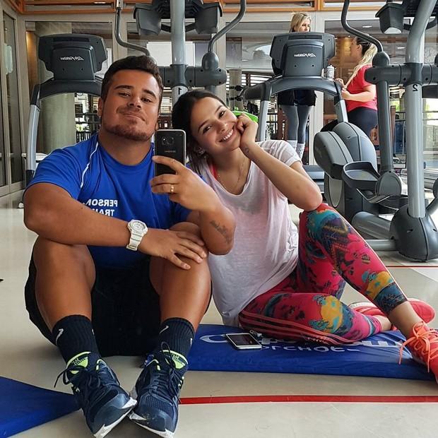 Bruno dOrleans e Bruna Marquezine (Foto: Instagram / Reprodução)