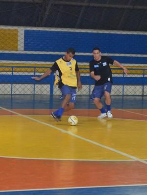 AABB inicia treinos táticos visando  a disputa da Liga Norte de Futsal (Foto: Wescley Camelo)