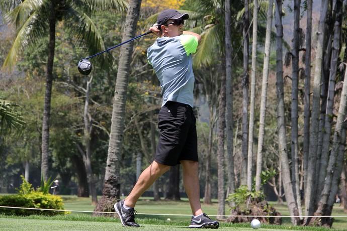 Dagoberto, Vasco, golfe (Foto: Fabio Vicente/CBG)