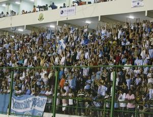 Paysandu - Paragominas (Foto: Marcelo Seabra / O Liberal)