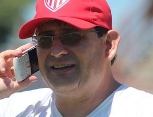 Guto Ferreira, técnico do Mogi Mirim (Foto: Divulgação / Mogi Mirim)