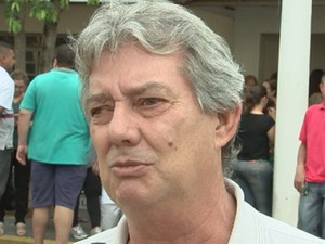 Aparecido Belini perdeu sogra e cunhada  (Foto: Reprodução/TV TEM)