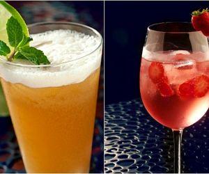 Sangria, moranguete e mais drinques refrescantes para o verão