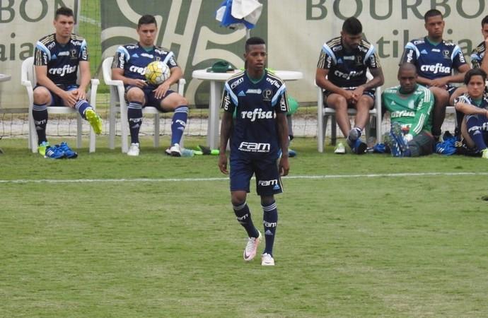 Tchê Tchê Palmeiras (Foto: Felipe Zito)