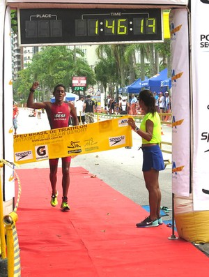 Troféu Brasil de Triathlon (Foto: João Paulo de Castro)