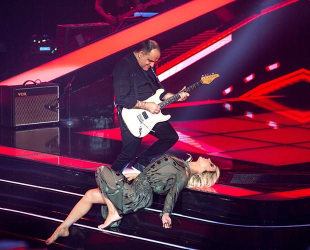 Musical Claudia Leitte 3 - Audição 2 (Foto: Isabella Pinheiro/TV Globo)
