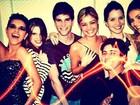 Mariana Rios posta foto com amigos dos tempos de 'Malhação'