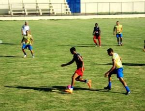 Fast, treino em Manaquiri (Foto: Divulgação/Fast)