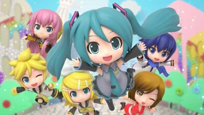 Hatsune Miku Project Mirai DX é mais um game musical da diva virtual (Foto: Divulgação/Sega)