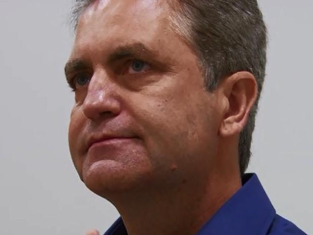 Ulisses Maia assume a prefeitura em 2017 (Foto: RPC/Reprodução)