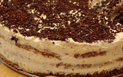 Receita de bolo de chocolate com coco