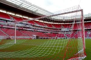 náutico x botafogo arena pernambuco (Foto: Aldo Carneiro / Pernambuco Press)