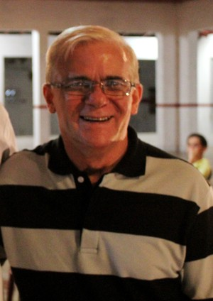 Francisco Leal, presidente do Rio Branco-AC (Foto: João Paulo Maia)