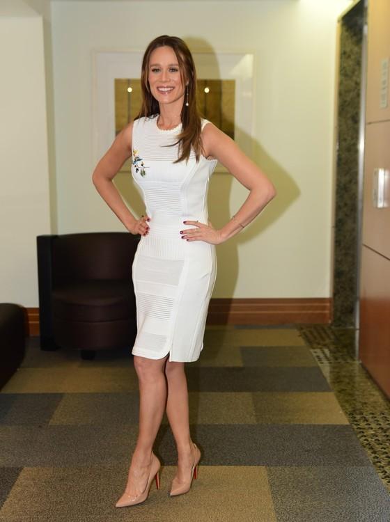 Mariana Ximenes se consagra também como produtora em Um Homem Só (Foto: AG. News)