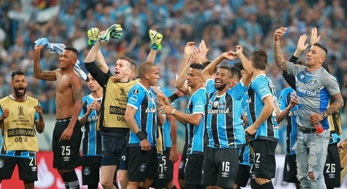 Grêmio Barcelona-EQU