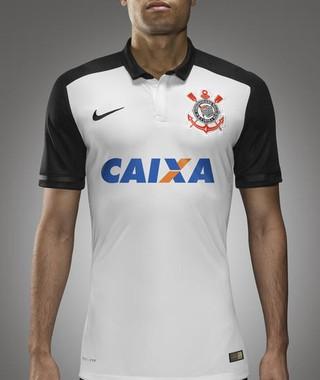 Camisa do Corinthians (Foto: Divulgação)