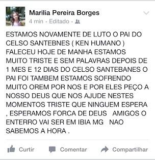 Marilia Pereira Borges (Foto: Reprodução/ Facebook)