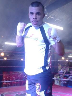 Stênio, lutador paraibano de MMA (Foto: João Brandão Neto / GloboEsporte.com/pb)