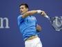 Por lesão, Djokovic desiste de Pequim e deixa dúvida no ar sobre fim de ano