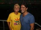 Ivete Sangalo reúne famosos em gravação de DVD comemorativo