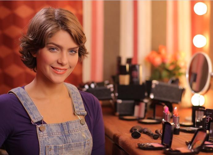 Fique linda como Karina seguindo as dicas da Isabella (Foto: Divulgação)