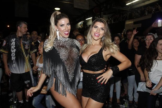 Ana Paula Minerato e Tati Minerato (Foto: Paduardo / Phábrica de Imagens)