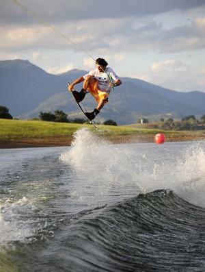 Brasileiro de wakeboard (Foto: Divulgação/ABV)