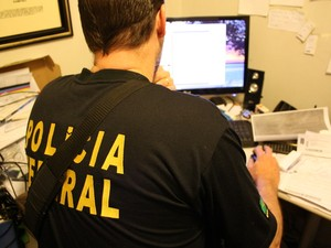 Policiais cumpriram mandados prisão e de busca e apreensão em 4 estados (Foto: PF-RS/Divulgação)