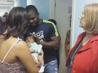 Bebê raptado da Maternidade de RR é encontrado; suspeita é presa