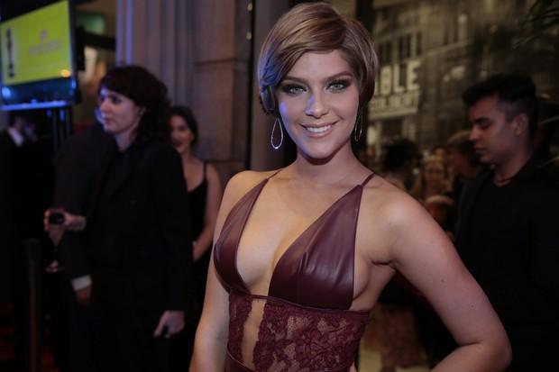 Isabella Santoni (Foto: Felipe Panfili / AgNews)