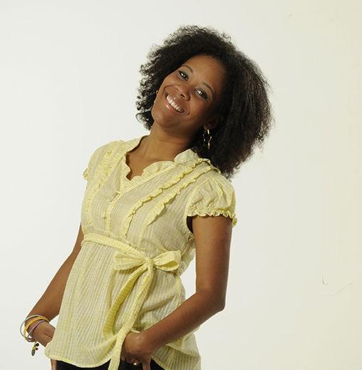 Luciana Gama (Foto: Arquivo Pessoal)