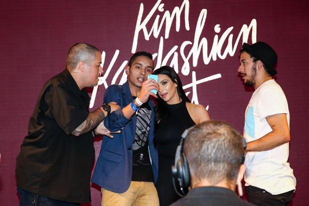 Kim Kardashian (Foto: Manuela Scarpa/Photo Rio News)