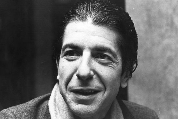 Leonard Cohen (Foto: Evening Standard/Getty Images)