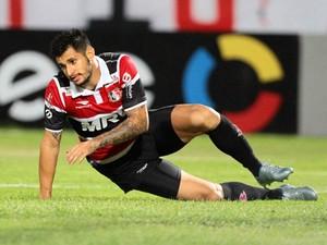 Bruno Moraes Santa Cruz (Foto: Marlon Costa/ Pernambuco Press)