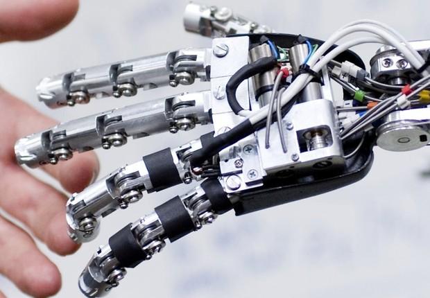 Robotização ; robô ; inovação ; modernização ;  (Foto: Imperial College)