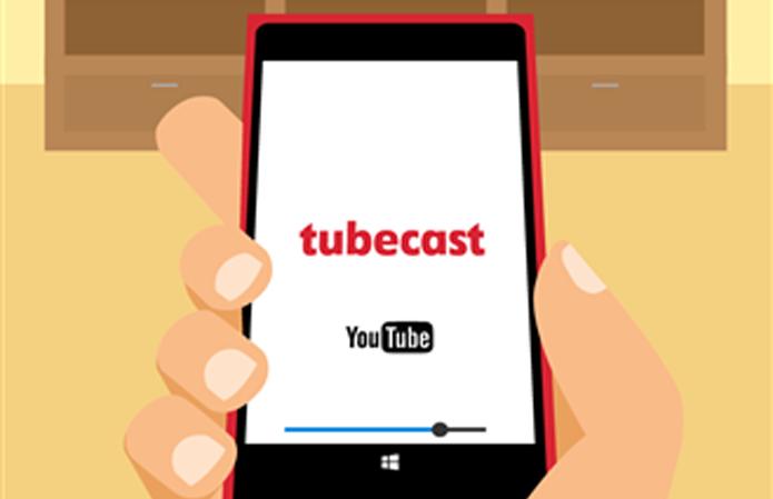 Tubecast é o app alternativo ao YouTube para Windows Phone (Foto: Divulgação)