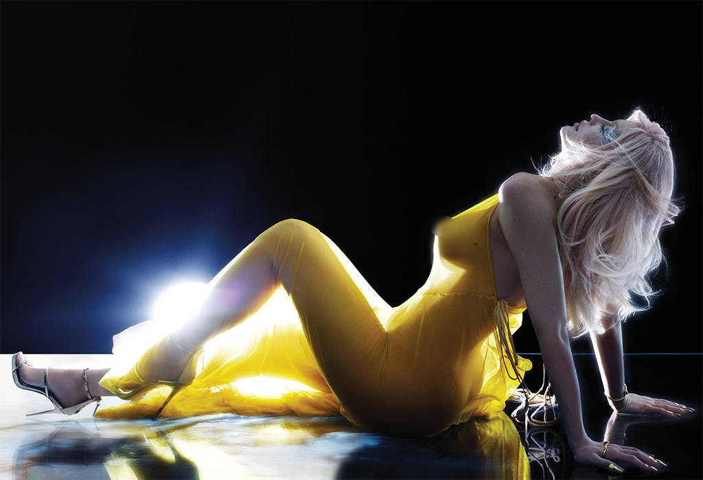 Kylie Jenner (Foto: Reprodução / V Magazine)