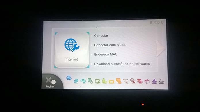 Conecte-se à internet (Foto: reprodução/Murilo Molina)