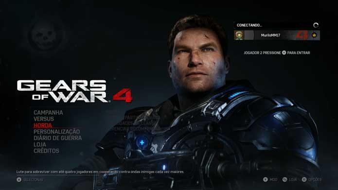 Gears of War 4: aprenda a jogar o modo Horda (Foto: Reprodução/Murilo Molina)