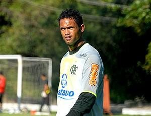 Bruno treina sexta-feira (Foto: Alexandre Durão / Globoesporte.com)