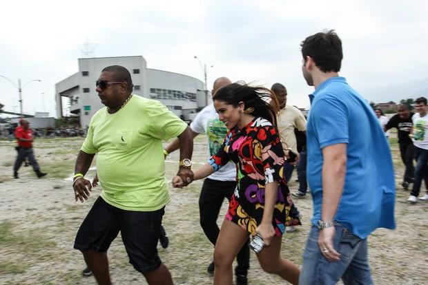 Anitta (Foto: Alex Palarea e Francisco Silva / AgNews)