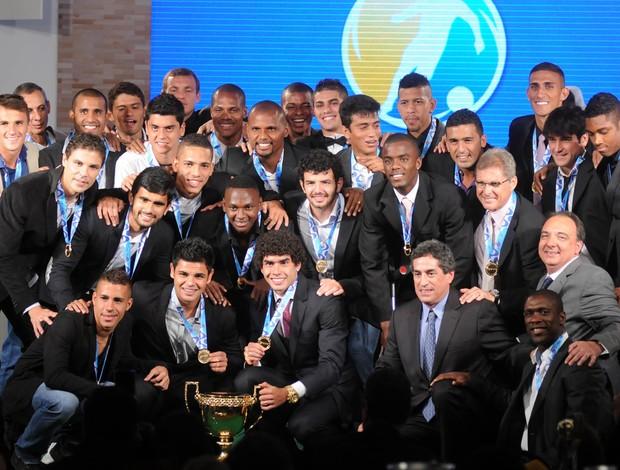 Botafogo Prêmio craque Carioca 2013 (Foto: André Durão / Globoesporte.com)
