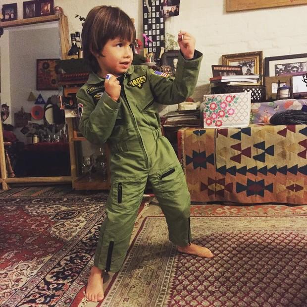 Dom, filho de Luana Piovani (Foto: Reprodução / Instagram)
