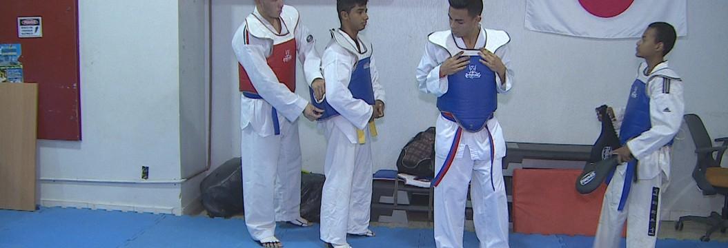 Atletas de RO se preparam para Copa América de Taekwondo